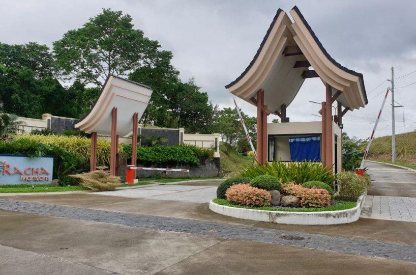 Racha Mansions Gate